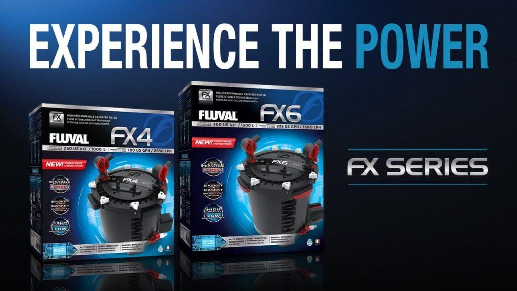 fluval fx4 review/fluval fx6 review